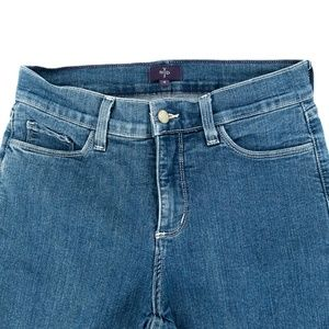 NYDJ Jeans - NYDJ Not Your Daughter's Jeans Crop Lift Tuck Sz 4